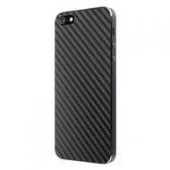 Artwizz CarbonFilm Back für iPhone 5, schwarz