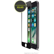 Artwizz CurvedDisplay for iPhone 6, 7 & 8 (Glass Protection), black