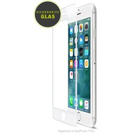 Artwizz CurvedDisplay for iPhone 6 Plus, 7 Plus, & 8 Plus (Glass Protection), white