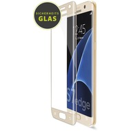 Artwizz CurvedDisplay for Samsung Galaxy S7 edge (Glass Protection), gold