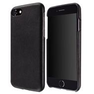 Artwizz Faceplate Leather Clip für Apple iPhone 7 /  8, Black