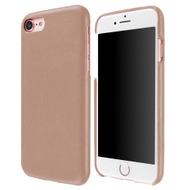 Artwizz Faceplate Leather Clip für Apple iPhone 7 /  8, Nude
