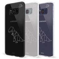 Artwizz NoCase for Samsung Galaxy S8, T-Rex