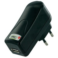 Artwizz USB-Reiseladeger�t PowerPlug Pro f�r Apple iPad, schwarz