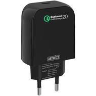 Artwizz PowerPlug USB-C 15W Pro (black)