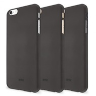 Artwizz Rubber Clip Cover für Apple iPhone 6 Plus, Schwarz