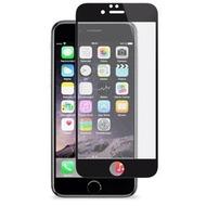 Artwizz ScratchStopper Frame vollflächig für iPhone 6, Schwarz