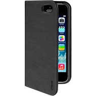 Artwizz SeeJacket Folio for iPhone SE, black (compatible with iPhone 5/ 5s)