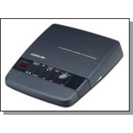 Audioline 828G Plus, schiefergrau