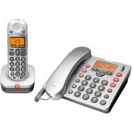 Audioline BIGTEL 480, silber