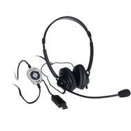 Audioline IH-8  - VoIP Stereo Headset
