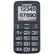 Audioline M4600, rot
