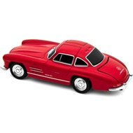AutoDrive , USB 2 Flash Drive, Mercedes 300 SL, 16 GB, rot