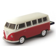 AutoDrive , USB 2 Flash Drive, VW Bus T1 Bulli, 16 GB, rot