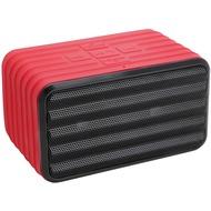 B-Speech Drahtloser Lautsprecher Salsa rot mit integrierter Freisprecheinrichtung