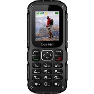 beafon Bea-fon AL450 - schwarz-rot mit Telekom MagentaMobil S Vertrag