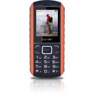 beafon AL550, schwarz-orange