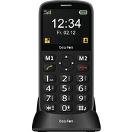 beafon SL340i, schwarz mit Telekom MagentaMobil S Vertrag