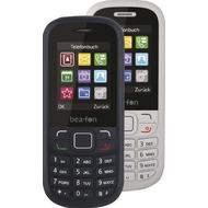 beafon C40, schwarz mit Telekom MagentaMobil S Vertrag