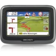 Becker mamba.4 LMU plus Motorrad Navigation