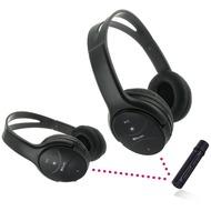 Beewi Bluetooth Audio Übertragungsset, schwarz