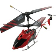 Beewi Bluetooth Helicopter Storm Bee 2013 (Apple), rot
