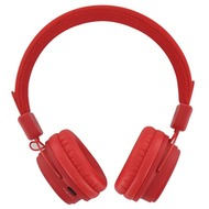 Beewi Bluetooth Stereo Headset GroundBee, rot
