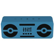 Beewi Bluetooth Stereo Speakers Blaster Bee, blau
