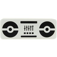 Beewi Bluetooth Stereo Speakers Blaster Bee, wei�