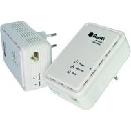 Beewi Powerline HD 200Mbit/ s Netzwerkadapter BPL120, weiß