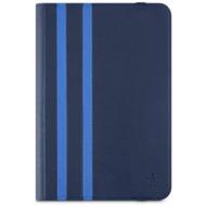Belkin 8''Univers.Twin Stripe Hülle f.iPad Mini 2,3,4, Dunkelblau