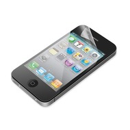 Belkin Displayschutzfolie ClearScreen f�r iPhone 4 /  4S (3-er Pack)