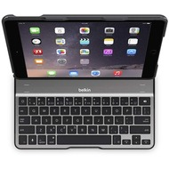 Belkin Keyboard Case QODE ULTIMATE für iPad Air 2, Schwarz