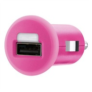 Belkin MIXITup Car Charger USB 1 A, pink