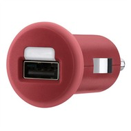Belkin MIXITup Car Charger USB 1 A, rot