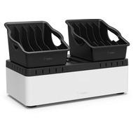 Belkin Multi-Ladestation mit Stauraum und tragbaren Behältern