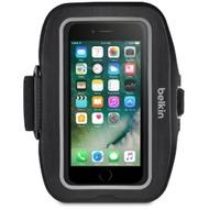 Belkin Sport Fit Sportarmband für Apple iPhone 7 - Schwarz