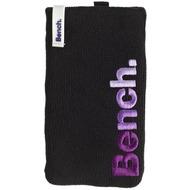 Bench Cleaning Socks, schwarz-lila