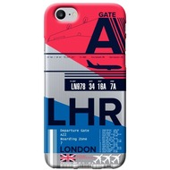 Benjamins AirPort London Heathrow - Silikon Cover - Apple iPhone 7 /  8