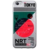 Benjamins AirPort Tokyo - Silikon Cover - Apple iPhone 7 /  8