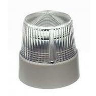 Bezet Rufsignal Blitz Typ 840, klar, optische Rufanzeige, Abdeckung bzw. Lichtfilter klar-tranparent (farblos), IP 54