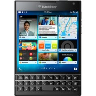 Blackberry Passport, schwarz