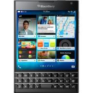 Blackberry Passport, schwarz mit Vodafone Red S +5 Vertrag