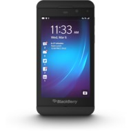 Blackberry Z10, Charcoal Black