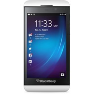 Blackberry Z10, Pure White