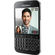 Blackberry Classic, black