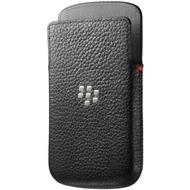 Blackberry Classic Leather Pocket, schwarz