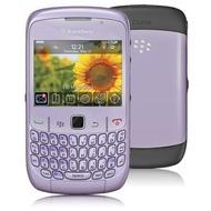 Blackberry Curve 8520, violett