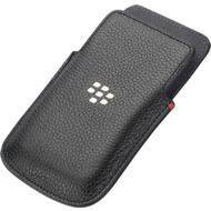 Blackberry Leather Pocket für Q5, schwarz