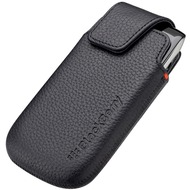 Blackberry Ledertasche f�r Torch 9860, schwarz